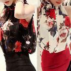 Mode femmes éTé Haut Sans Manche Chemisier Décontracté Débardeurs T-Shirt