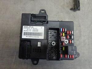 Image Is Loading Body Control Module Fuse Box Pontiac G6 07