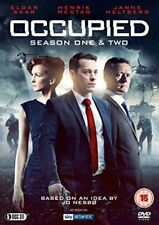 Occupied Season Series 1 & 2 DVD (sky Atlantic) Norway Russia Political  Drama
