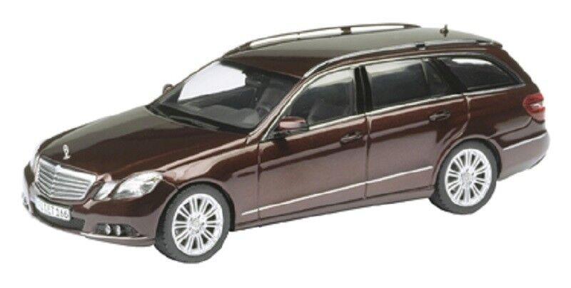 Schuco 1 43 450733100 mercedes clase e t-modelo t-modelo t-modelo rojo nuevo embalaje original 1ecc36