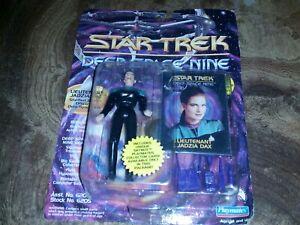 Star Trek Deep Space Nine Lieutenant Jadzia Dax Figure NEW Sealed Playmates 1993