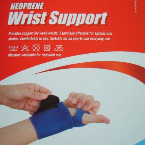 Handgelenkstütze Verband Neopren Kompression Bandage Wickel Sportverletzung