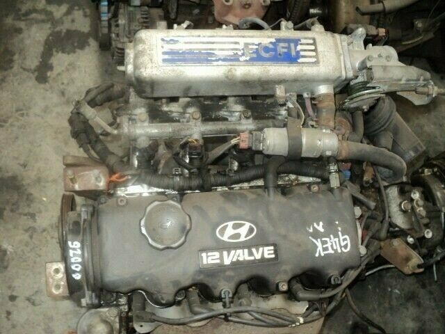 hyundai accent 1.5 engine (g4ek) FOR SALE