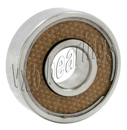 608-2TS Ball Bearing Sealed with PTFE Seals