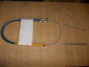 2 X Câble De Frein à Main Citroen Ln Lna Câble Frein Deux Pièces Droite Gauche