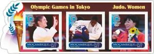 Stamps Olympic Games 2020 in Tokyo Judo