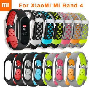 For-Xiaomi-MI-Band-4-TPE-Silicone-Bracelet-Watch-Strap-Wrist-Band-Replacement