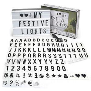 A4-Size-Cinematic-Light-Box-Cinema-LED-Letter-Lamp-Party-Wedding-Xmas-Decor-Gift