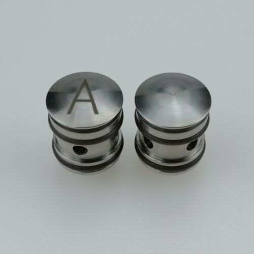 Side Seal CARTRIDGE A/&B Aftermarket Fit For Graco Fusion AP Gun 246349 246350