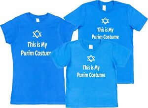 This-Is-My-Purim-Costume-T-Shirt-Mens-Ladies-Kids-or-Babies-Funny-Jewish-Holiday