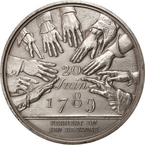 Rodier Let Our Commodities Go To The World Medal History 60-62 French Fifth Republic France 1989 Ms #64037