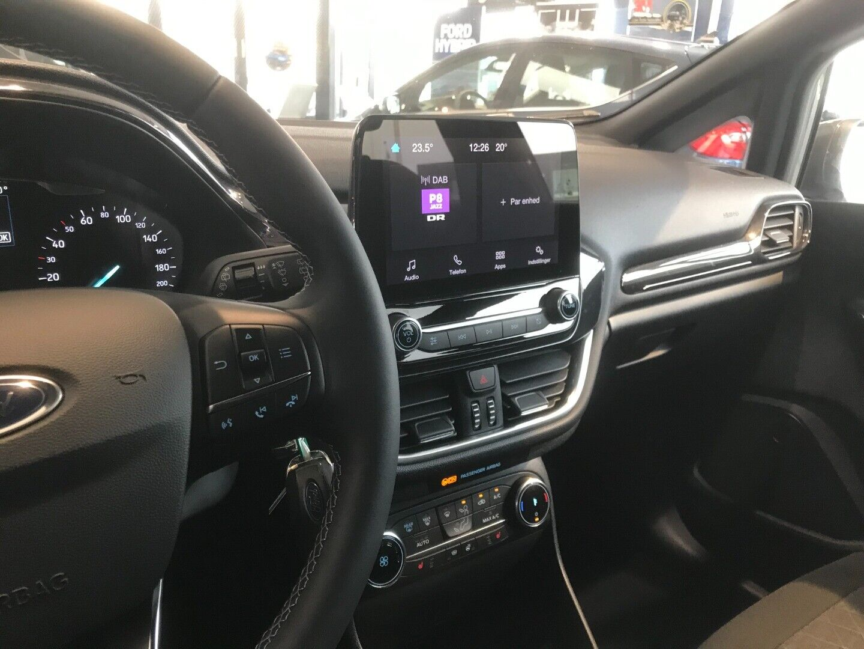 Ford Fiesta 1,0 EcoBoost mHEV Active - billede 12
