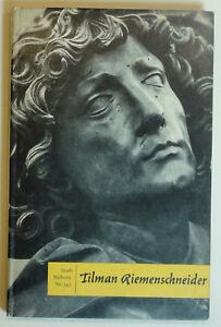 Insel- Bücherei Nr. 545 Riemenschneider Bildeinband - Deutschland - Insel- Bücherei Nr. 545 Riemenschneider Bildeinband - Deutschland
