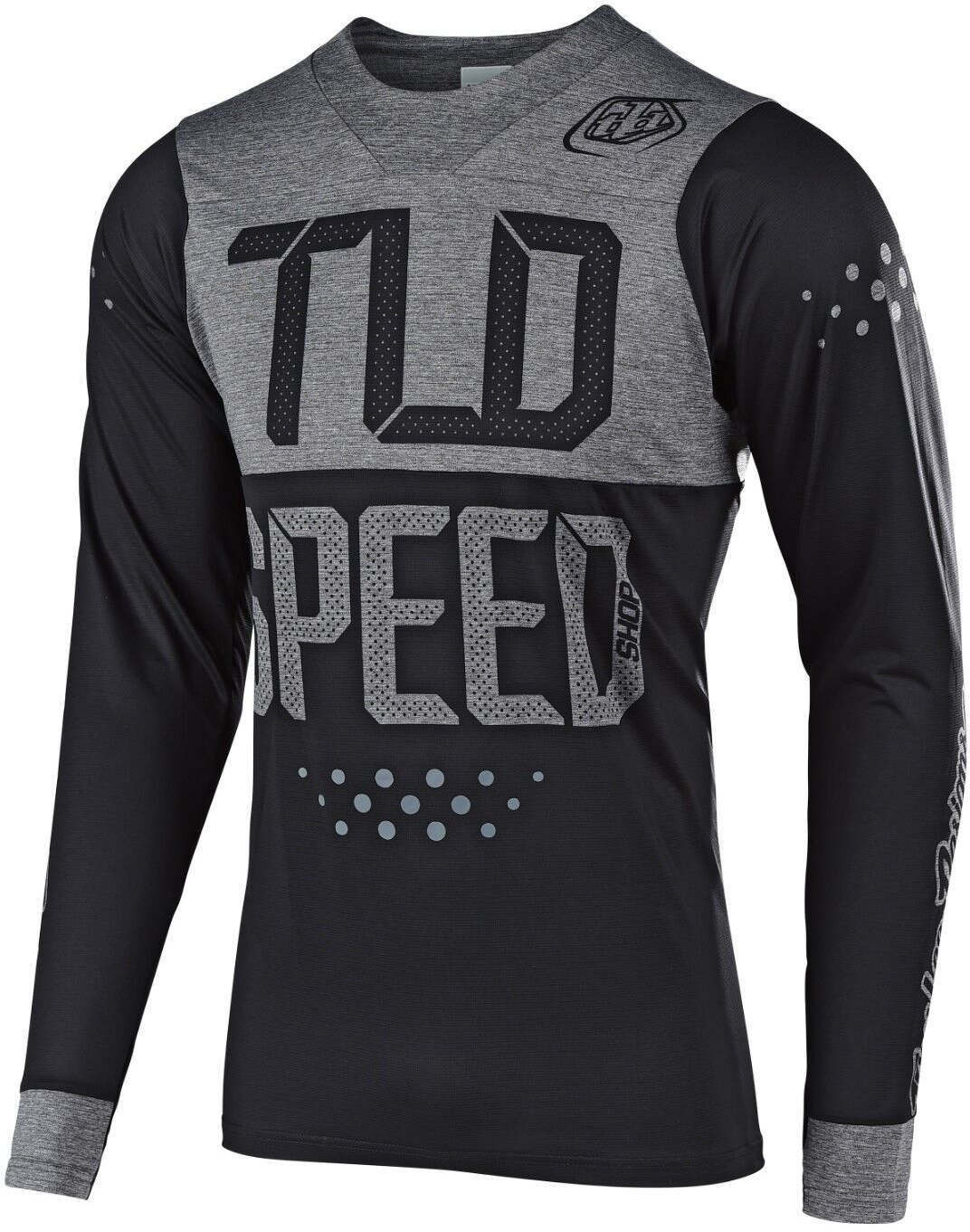 Troy Lee Designs S HEATHER GRAY