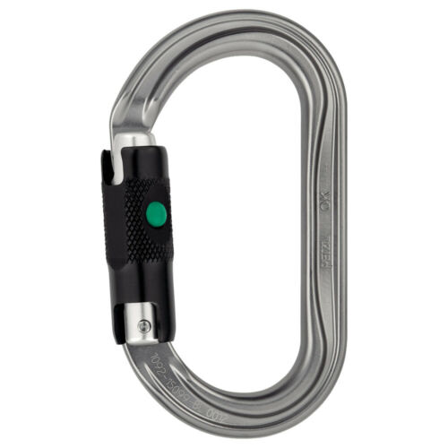 Petzl OK Ball-Lock ovaler Karabiner