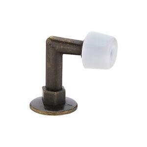 Antique Brass 57-1045 Stanley Floor Door Stop Doorstop