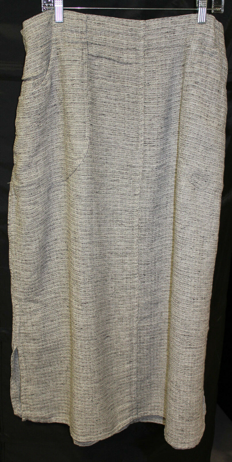 NWT FLAX Spring Street Skirt  in 100% linen. Size 3G. you choose color