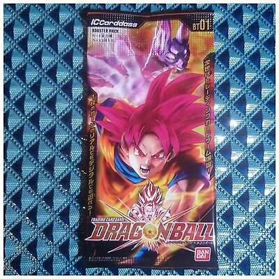 Dragon Ball IC Carddass BT1-003 SR