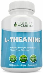 L-Theanine-200mg-Anxiety-Stress-180-Vegan-Capsules-6-Month-Supply-high-Strength