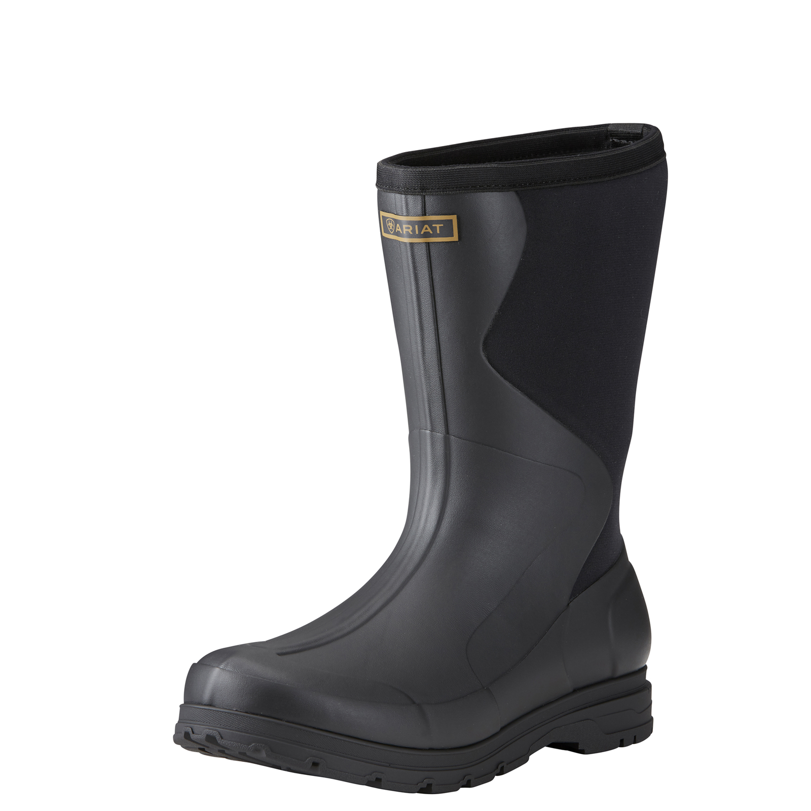 Ariat Springfield Mens Rubber Boot - Black