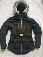 c4bb7f0ee85 item 4 Sweaty Betty Softshell Ski Jacket Black With Gold Zips Size S  1042-B4 -Sweaty Betty Softshell Ski Jacket Black With Gold Zips Size S  1042-B4