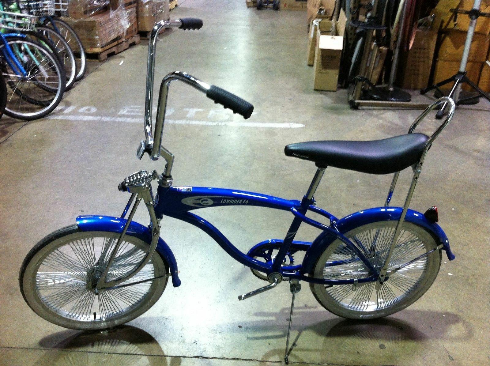 """Custom 20/"""" Lowrider Bike Green with 140 FAN Spokes New!"""