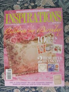 INSPIRATIONS-EMBROIDERY-MAGAZINE-ISSUE-50-2006-EXCELLENT-CONDITION
