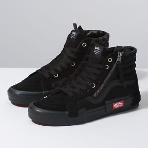 e491b5fa6dd731 Vans Checkerboard SK8-HI Black Reissue Cap Toe Black (ALL Sizes from ...