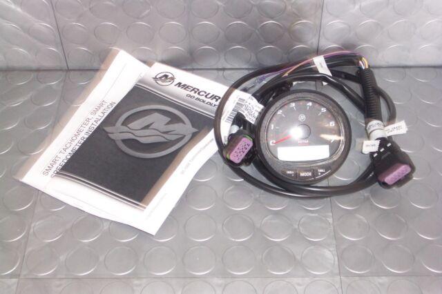 Mercury Smartcraft SC1000 Tachometer Black