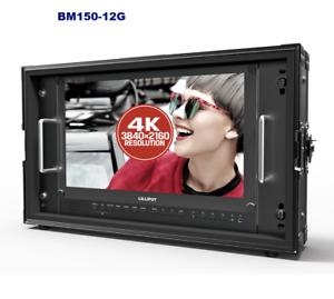 LILLIPUT15-6-034-BM150-12G-12G-SDI-4-X-4K-HDMI-Broadcast-Director-Monitor-AB-Mount
