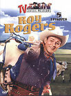 Roy Rogers - Heldorado/Roll on Texas Moon/Under Nevada Skies/West of the Badlands/ Young Bill Hickok (DVD, 2003, 2-Disc Set)