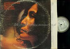 DLP--Yoko Ono  Approximately Infinite Universe // SVBB3399 // USA 1973