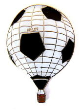 "BALLON ""SPECIAL SHAPE"" Pin / Pins - FOOTBALL / PH-LEV [3417]"