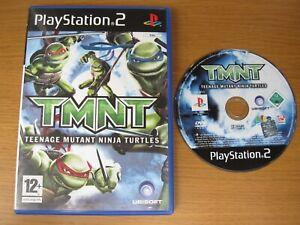 TMNT-Teenage-Mutant-Ninja-Turtles-Sony-PS2-Playstation-2-PAL-Game