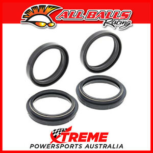Fork And Dust Seal Kit For 2002 KTM 520 SX Offroad Motorcycle All Balls 56-146