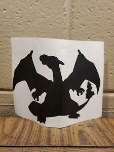 Pokemon-Charizard-charecter-Vinyl-Decal-Sticker-car-decal-multi-use-5x7