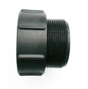 IBC-ADAPTER-Converts-S60X6-Coarse-Male-Buttress-to-2-034-BSP-Fine-Male-Thread
