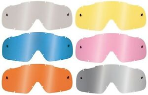 75148af0065 Fox Racing Replacement Standard Anti-Fog Lens for Fox Main Goggles ...