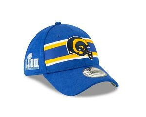 best service 6f1e7 b0444 Image is loading Los-Angeles-Rams-New-Era-Super-Bowl-LIII-