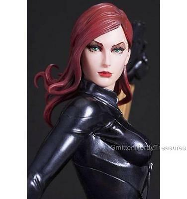 AVENGERS Marvel NOW ArtFx Kotobukiya Licensed BLACK WIDOW 1:10 Statue UNOPENED