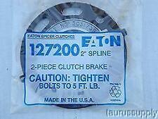 EATON CORPORATION Clutches 127200