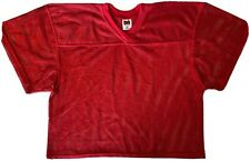 Don Alleson Football Practice Jersey Red Size XXL