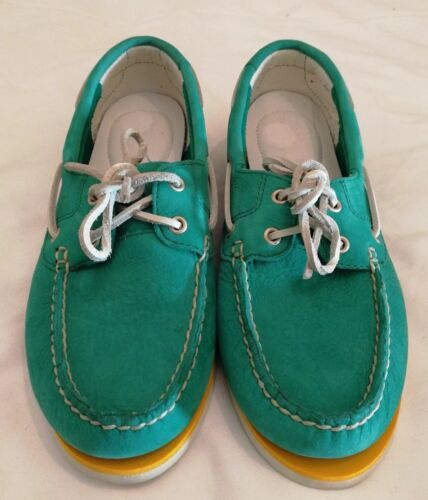 Eu Uk 5 Suede Green Timberland Moccasin Earth Keepers 5 5 Deck Leather 38 70wwqvTBxf