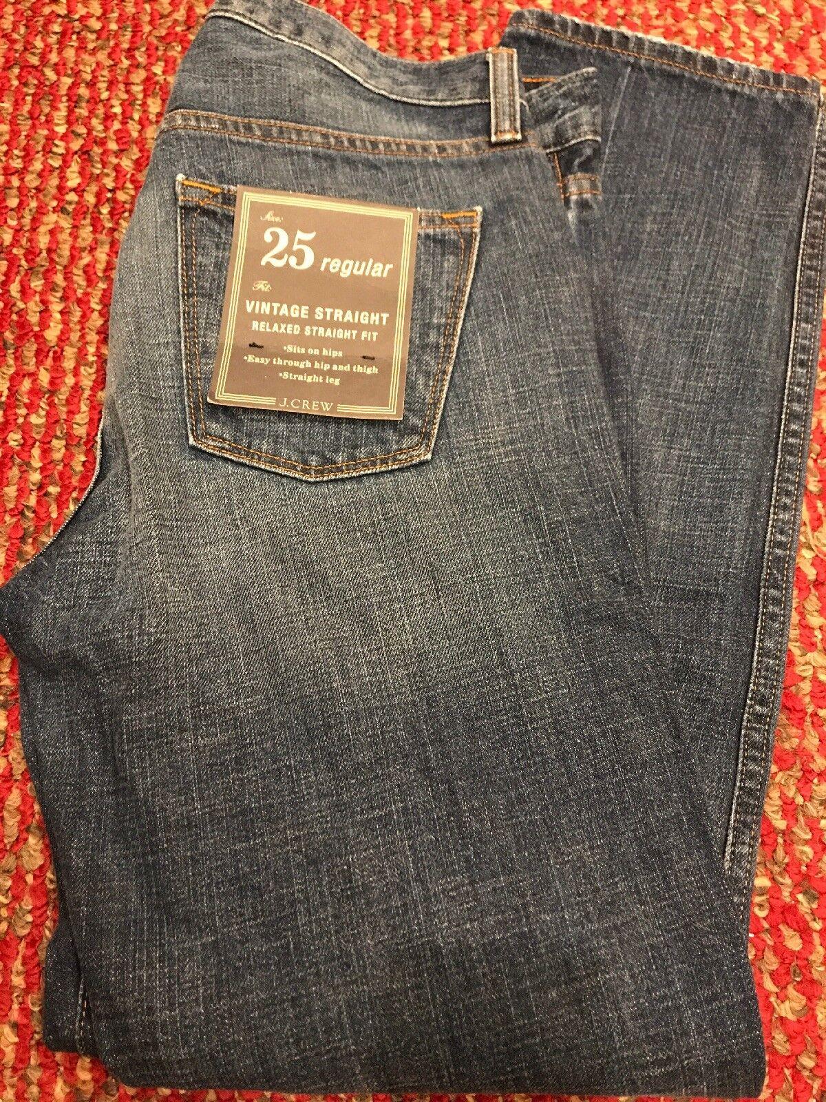 J.Girocollo Vintage Dritto Morbido Morbido Morbido Jeans, da Donna, Taglia 25 Regular, 3005cf