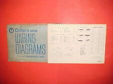 1962 1963 1964 1965 1966 1967 ford galaxie 500 xl ltd 7-litre wiring  diagrams