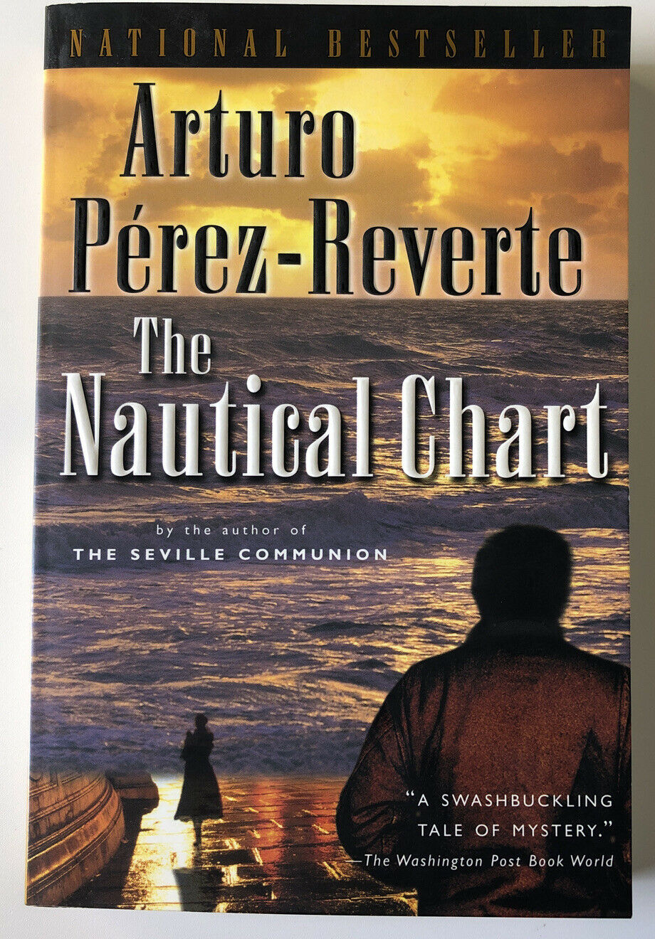 The Nautical Chart By Arturo Pérez Reverte 2002 Trade Paperback For Sale Online Ebay
