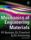 Mechanics of Engineering Materials by Roy J. Crawford, P.P. Benham, C.G. Armstrong (Paperback, 1996)