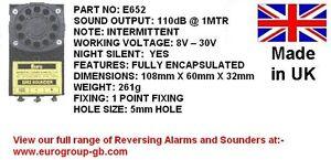 REVERSING-ALARM-reverse-alarm-110dB-1Mtr-Night-Silent