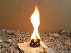 32 X 3-Hour Eco-Friendly Emergency Outdoor Survival Buddy Burner Heat Light Fire