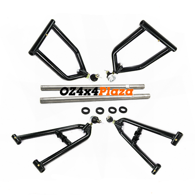 Stainless Sport Extended A-Arms FOR 1987-2006 88 91 Yamaha Banshee YFZ350 1 2